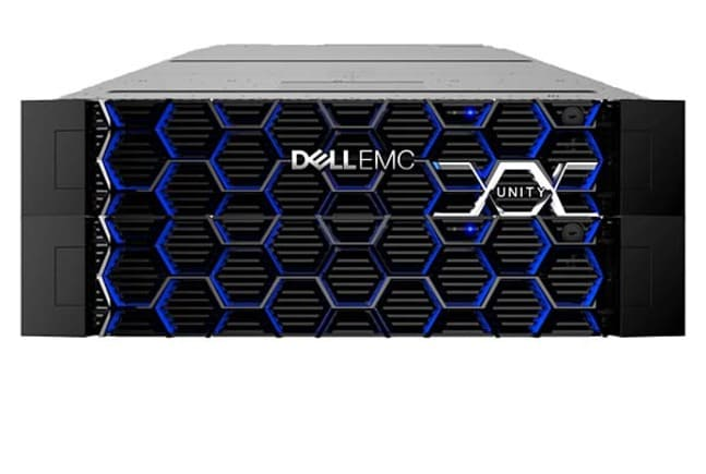 Dell EMC Unity 350F All-Flash Storage