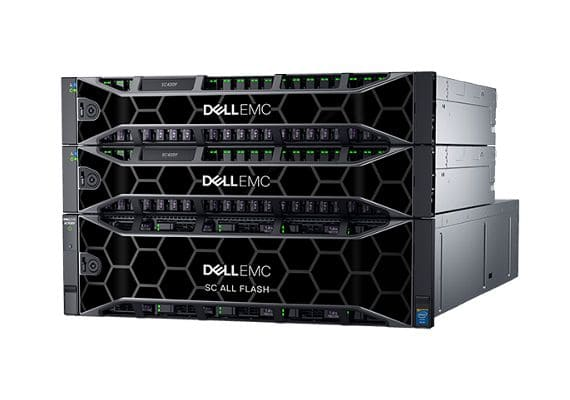 Dell EMC SC7020F All-Flash Storage